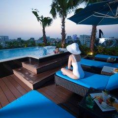 Alagon City Hotel & Spa бассейн