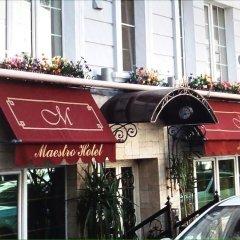 Maestro Hotel городской автобус
