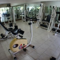 Sunny Hotel Majunga фитнесс-зал