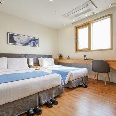 Chisun Hotel Seoul Myeongdong комната для гостей фото 5
