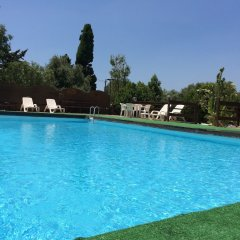 Отель Camping Valle Dei Templi Агридженто бассейн фото 3
