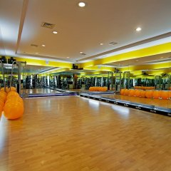 REDTOP Hotel & Convention Center фитнесс-зал фото 4