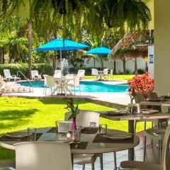 Отель Comfort Inn Puerto Vallarta Пуэрто-Вальярта бассейн фото 3