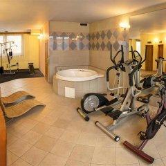 Luxury Family Hotel Bila Labut фитнесс-зал фото 3