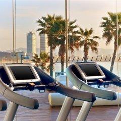 Отель W Barcelona фитнесс-зал