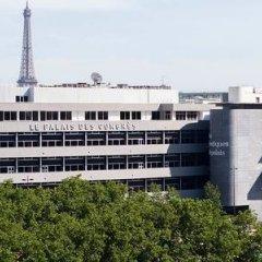 Ac Hotel Paris Porte Maillot Париж пляж