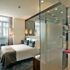 TURIM Terreiro do Paço Hotel комната для гостей