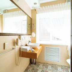 Бутик-Отель Grand Perm ванная фото 2