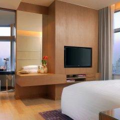 Отель Marriott Executive Apartments Bangkok, Sukhumvit Thonglor Таиланд, Бангкок - отзывы, цены и фото номеров - забронировать отель Marriott Executive Apartments Bangkok, Sukhumvit Thonglor онлайн комната для гостей фото 2