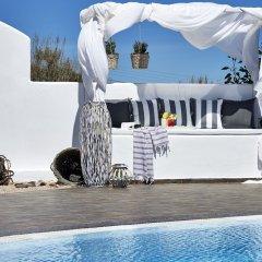 Отель Golden East Hotel Греция, Остров Санторини - отзывы, цены и фото номеров - забронировать отель Golden East Hotel онлайн бассейн фото 3