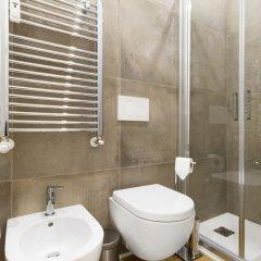 Отель GetTheKey San Vitale Apartment Италия, Болонья - отзывы, цены и фото номеров - забронировать отель GetTheKey San Vitale Apartment онлайн ванная фото 2