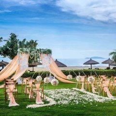 Отель Pullman Oceanview Sanya Bay Resort & Spa пляж фото 2