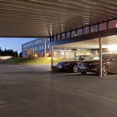 Gardermoen Airport Hotel парковка
