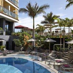 Отель Bohemia Suites & Spa - Adults only бассейн