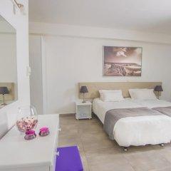 Отель Alva Hotel Apartments Кипр, Протарас - 3 отзыва об отеле, цены и фото номеров - забронировать отель Alva Hotel Apartments онлайн комната для гостей фото 5