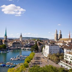 St Gotthard Hotel Цюрих приотельная территория