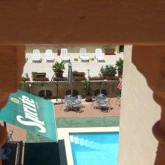 Отель Mariblu Bed & Breakfast Guesthouse Мальта, Шевкия - отзывы, цены и фото номеров - забронировать отель Mariblu Bed & Breakfast Guesthouse онлайн балкон