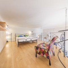 Апартаменты Cibere Apartment Будапешт комната для гостей фото 2