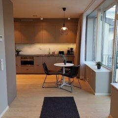 Апартаменты Forenom Apartments Stockholm Johannesgatan комната для гостей