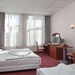 Отель Novum Hotel Hamburg Stadtzentrum Германия, Гамбург - 6 отзывов об отеле, цены и фото номеров - забронировать отель Novum Hotel Hamburg Stadtzentrum онлайн комната для гостей фото 4