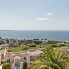 Отель Pierre & Vacances Residence Cannes Villa Francia Франция, Канны - отзывы, цены и фото номеров - забронировать отель Pierre & Vacances Residence Cannes Villa Francia онлайн пляж