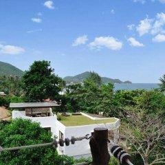 Отель Koh Tao Cabana Resort пляж фото 2