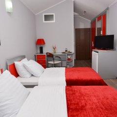 Istanbul Hotel Тбилиси комната для гостей фото 5