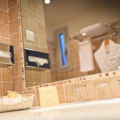 Отель Hôtel Le Grimaldi by Happyculture Франция, Ницца - 6 отзывов об отеле, цены и фото номеров - забронировать отель Hôtel Le Grimaldi by Happyculture онлайн ванная