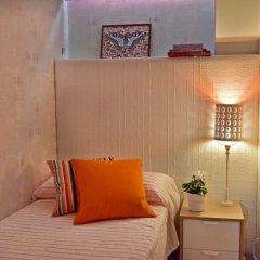 Отель Chalet en Isla de la Toja Испания, Эль-Грове - отзывы, цены и фото номеров - забронировать отель Chalet en Isla de la Toja онлайн комната для гостей фото 4