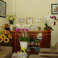 Отель Khanh Lam Villa Вьетнам, Далат - отзывы, цены и фото номеров - забронировать отель Khanh Lam Villa онлайн интерьер отеля