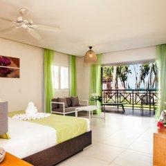 Отель Vista Sol Punta Cana Beach Resort & Spa - All Inclusive Доминикана, Пунта Кана - 1 отзыв об отеле, цены и фото номеров - забронировать отель Vista Sol Punta Cana Beach Resort & Spa - All Inclusive онлайн комната для гостей фото 5