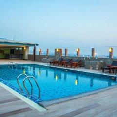 Отель The Win Pattaya бассейн