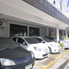 Отель Seri 47 Residence Бангкок парковка