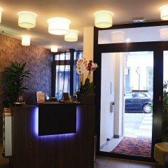 Отель Hôtel Helussi интерьер отеля фото 3