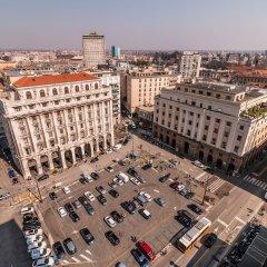 Отель Padova Tower City View Bora Италия, Падуя - отзывы, цены и фото номеров - забронировать отель Padova Tower City View Bora онлайн фото 7