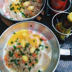 Отель 24 Samsen Heritage House Бангкок питание фото 2