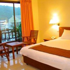 Orchid Garden Hotel комната для гостей