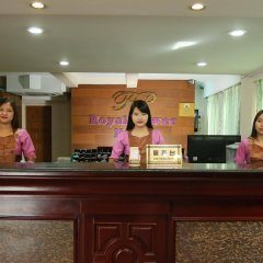 Royal Power Hotel интерьер отеля фото 3