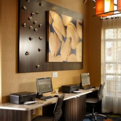 Отель Fairfield Inn & Suites by Marriott Washington, DC/Downtown США, Вашингтон - отзывы, цены и фото номеров - забронировать отель Fairfield Inn & Suites by Marriott Washington, DC/Downtown онлайн фото 9