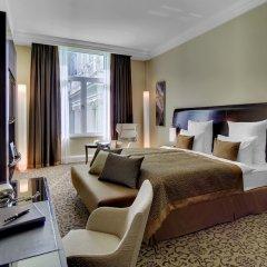 Отель Atlantic Kempinski Hamburg Германия, Гамбург - 2 отзыва об отеле, цены и фото номеров - забронировать отель Atlantic Kempinski Hamburg онлайн комната для гостей фото 9