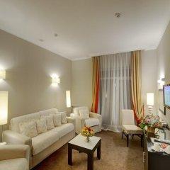 Гостиница Reikartz Dnipro комната для гостей фото 5