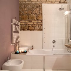 Отель Trastevere Scarlet Dream Suite ванная фото 2
