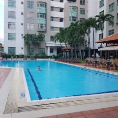 Отель Somerset Ho Chi Minh City бассейн фото 3