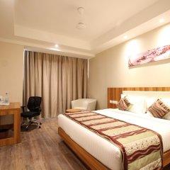 Отель Le ROI Raipur Индия, Райпур - отзывы, цены и фото номеров - забронировать отель Le ROI Raipur онлайн комната для гостей