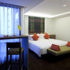 U Sukhumvit Hotel Bangkok Бангкок комната для гостей фото 2
