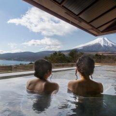 Hotel Mt. Fuji Яманакако бассейн
