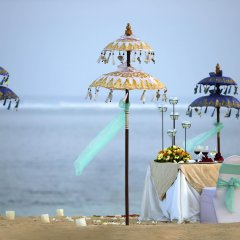 Отель Novotel Bali Nusa Dua пляж