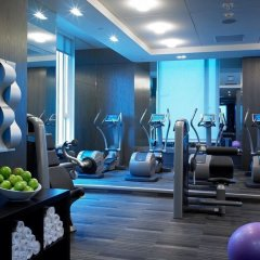 Отель W Hollywood фитнесс-зал