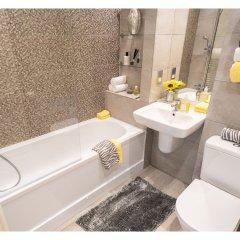 Апартаменты Stunning 1BR Apartment in Central York W/parking ванная фото 2