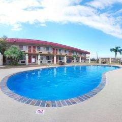 Отель Econo Lodge Кингсвилль бассейн фото 2